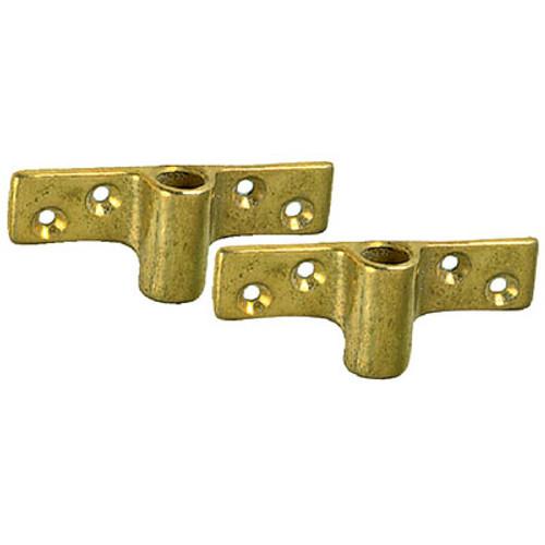Perko Rowlock Socket Bronze 1Pr/Cd 0832Dp0Plb