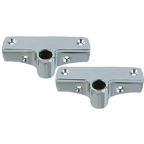 Perko Side Mount Rowlock Sockets (1Pr 1186Dp0Znc