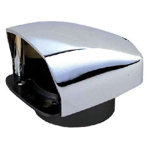 Perko C/P Zinc Ventilator-3 Duct 0870Dp0Chr