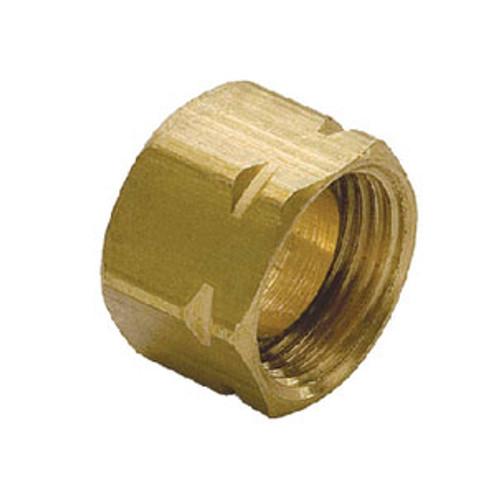 Seastar Tube Nut F/3/8 Nylon & Cp(6) Hf5526