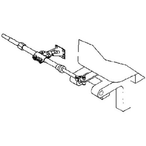 Seastar Trans.Master Conn-Kit-Aluminum Sa27256P