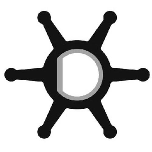 Sherwood Pump P Impeller Kit with O-Ring 08000K