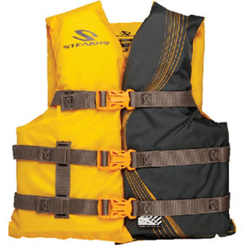 Stearns PFD Youth Opp Gold 3000002200