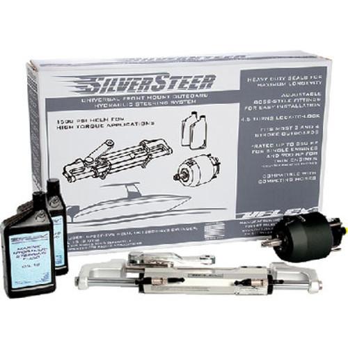 Uflex Steering Sys-Hyd Hi Perf Ob V1 Silversteer10B
