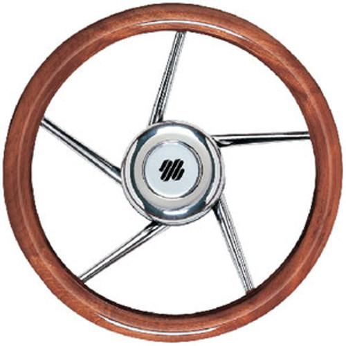 Uflex Steering Wheel-Mah Grip SS 5-Spk V05