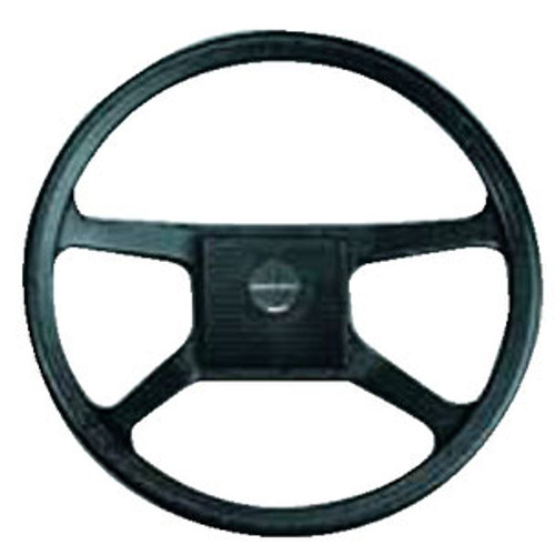 Uflex Steering Wheel-Black 4-Spoke V33N