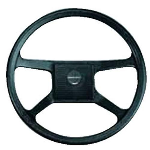 Uflex Steering Wheel-Black 4-Spoke V33N