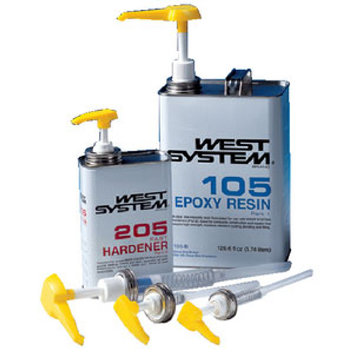 West System Mini Pump Set For Group A B 300