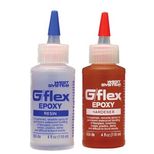 West System G/Flex Epoxy Bottles 2/Pkg 6508