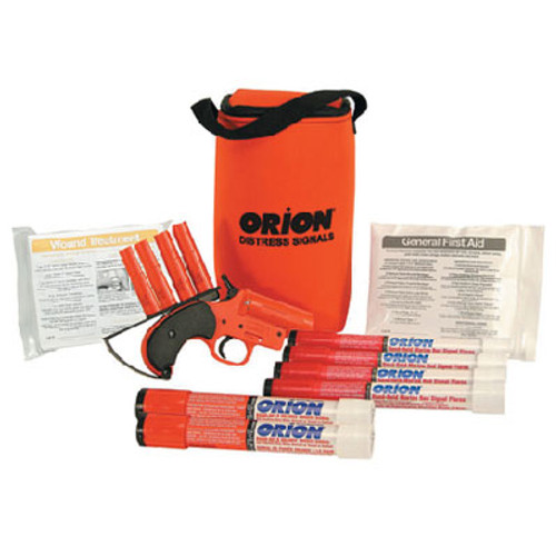 Orion Safety Products Deluxe Signal/First Aid Kit 549