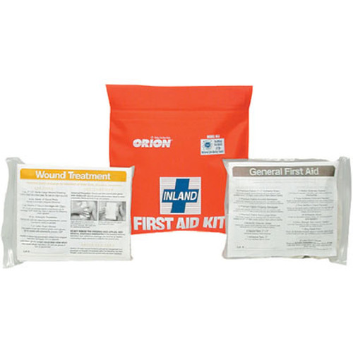 Orion Safety Products Inland First Aid Kit 943