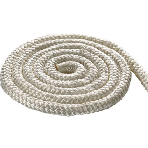 "Attwood Marine 1/2"" x 30' 30 Double Braided Black 117686-7"
