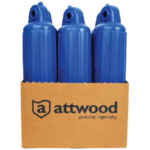 Attwood Marine Fender 5X22 Blue 9355Bd1
