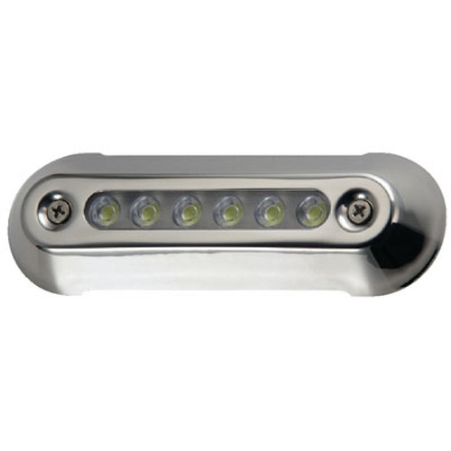 Attwood Marine 5 Oval LED SS Underwater Ligh 6512SS4