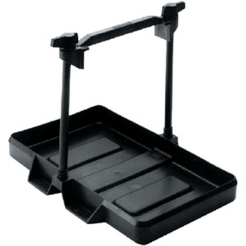 Attwood Marine Battery Tray 27M-with Cross Bar 9091-5