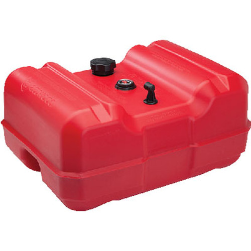 Attwood Marine 12Gallon Low Profile Tank with Gauge 8812Llpg2