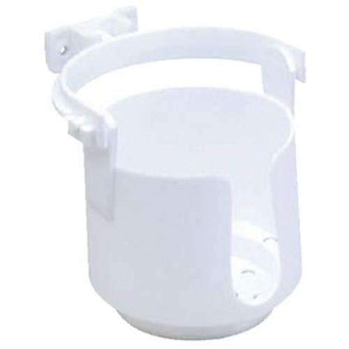 Attwood Marine Gimballed Drink Holder White 11631-4