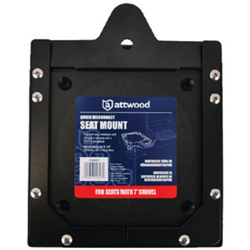 Attwood Marine Quick Disconnect Seat Mount 7 11603D1