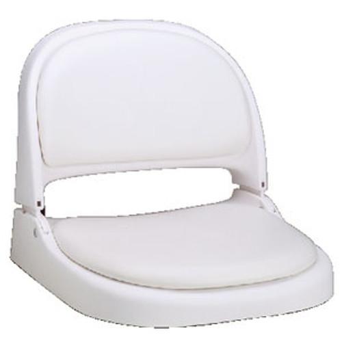 Attwood Marine Proform Fold-Down Seat/White 7012-101-4