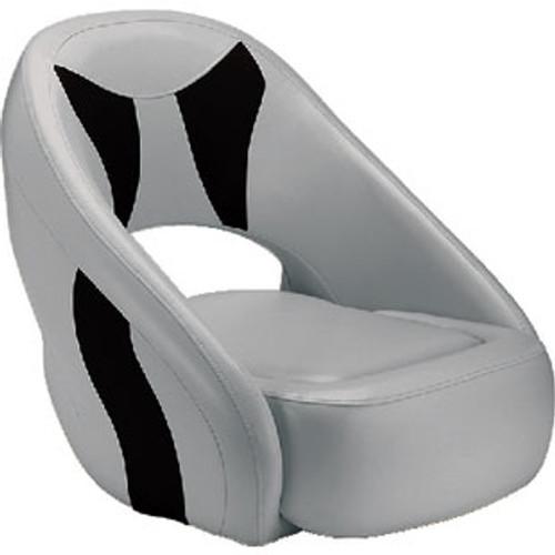Attwood Marine Seat-Avenir Sport Gray/Black 98439Bk-2