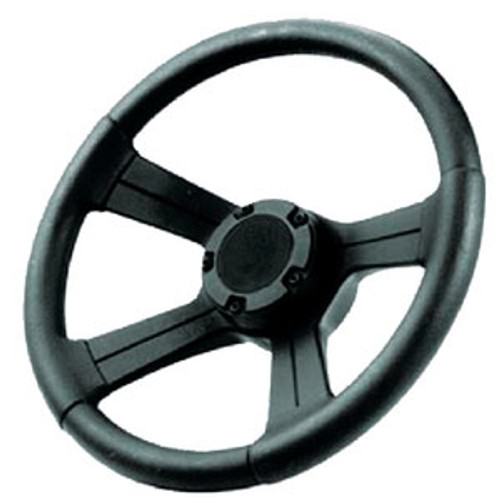 Attwood Marine Soft Grip Steering Wheel with Cap 8315-4
