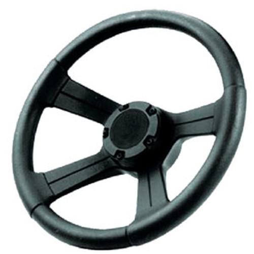 Attwood Marine Soft Grip Steering Wheel with Cap 8315-4