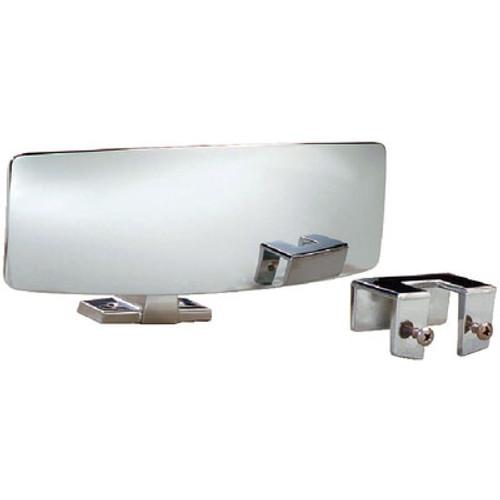 Attwood Marine Universal Ski Mirror/Perma-Plate 9083-7