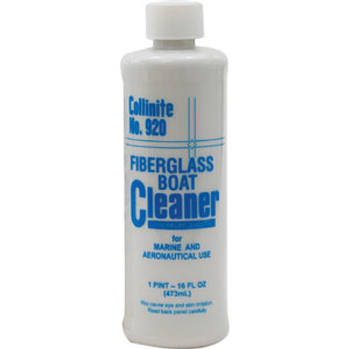 Collinite Collinite Liquid Fiberglass Cleaner Pint 920