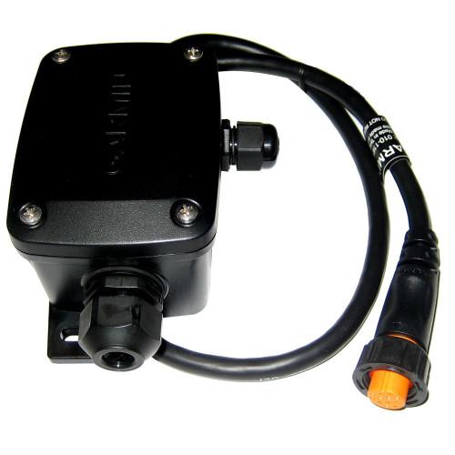 Garmin 4-Pin Transducer to 12-Pin Sounder Adapter Cable