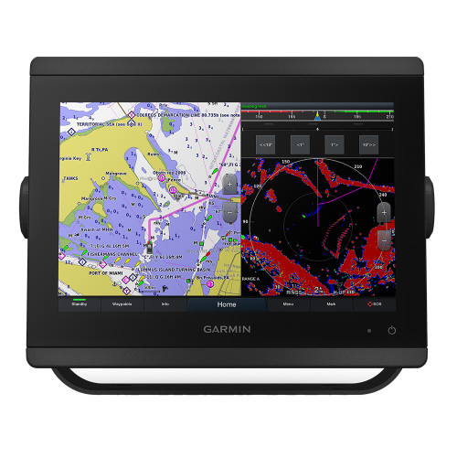 "Garmin GPSMAP 8410 10"" Chartplotter w/Worldwide Basemap"