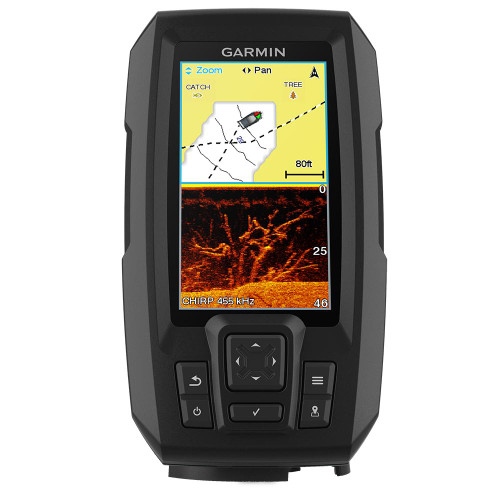 Garmin STRIKER Plus 4CV w/CV-20TM Transducer