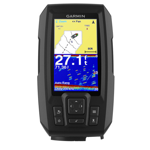 Garmin STRIKER Plus 4 US w/Dual Beam TM Transducer
