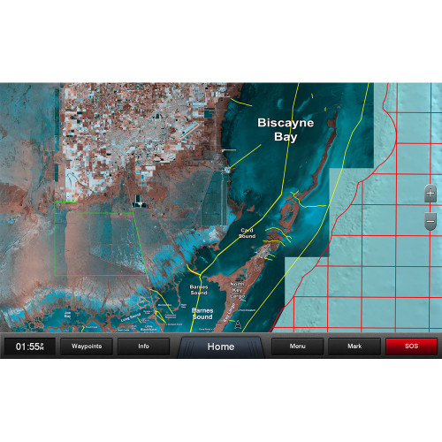 Garmin Standard Mapping - Florida One Premium microSD/SD Card