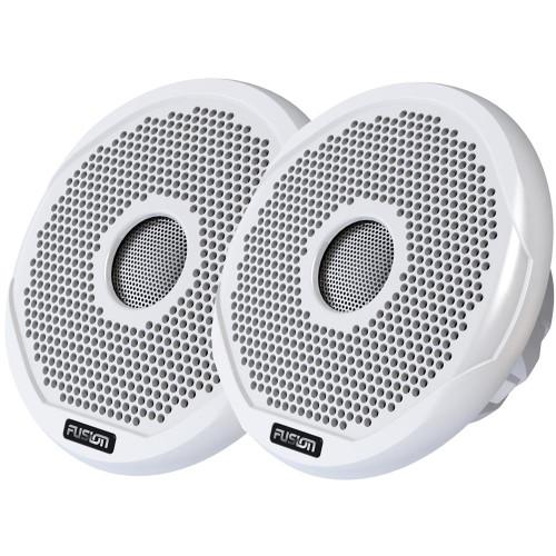 "FUSION FR4021 4"" Marine Speaker - 120W - (Pair) White"