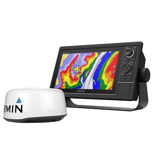 Garmin GPSMAP 1042xsv w/GMR 18HD+ Radar & GT52HW-TM
