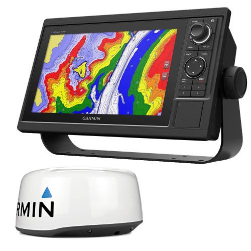 Garmin GPSMAP 1042xsv w/GMR 18HD+ Radar