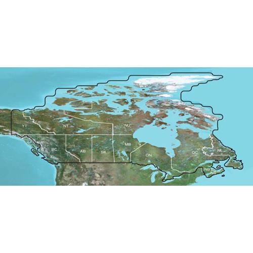 Garmin TOPO - Canada - microSD/SD 010-C1086-00