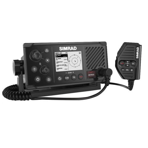 Simrad RS40-B VHF Radio w/Class B AIS Receiver & Internal GPS