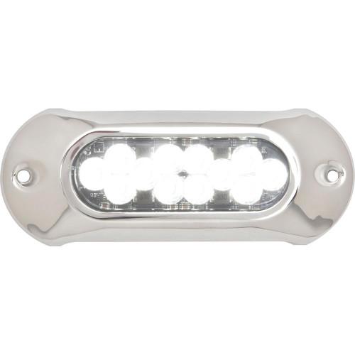 Attwood Light Armor Underwater LED Light - 12 LEDs - White 65UW12W-7