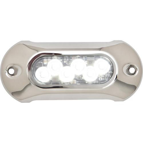 Attwood Light Armor Underwater LED Light - 6 LEDs - White 65UW06W-7