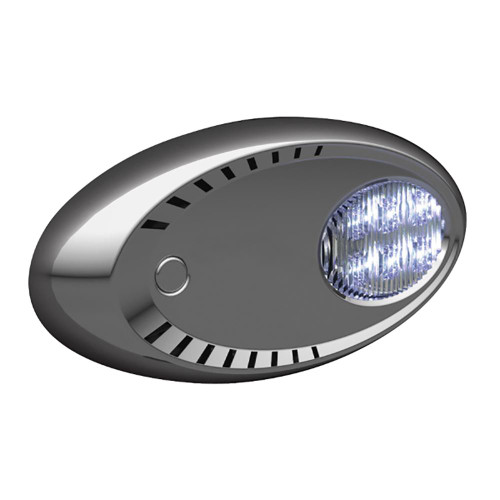 Attwood LED Docking Lights - Stainless Steel 6522SS7