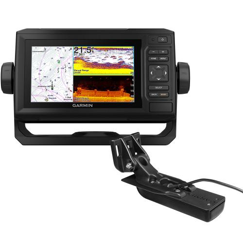 Garmin ECHOMAP UHD 64cv US Offshore g3 w/GT24 Transducer
