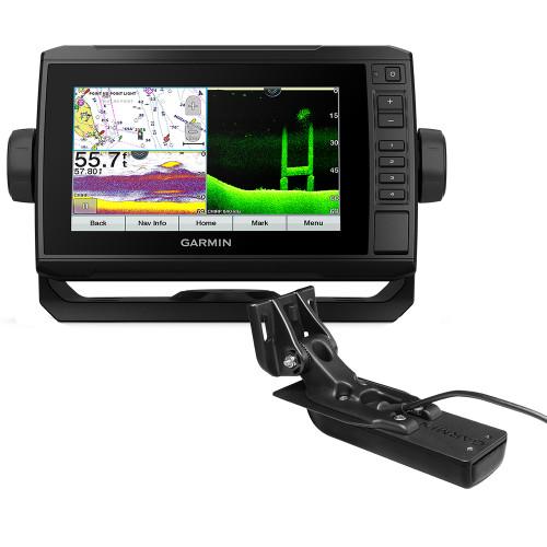 Garmin ECHOMAP UHD 74cv US Offshore g3 w/GT24UHD-TM Transducer