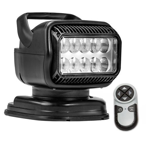 Golight Radioray GT Series Portable Mount - Black LED - Handheld Remote Magnetic Shoe Mount