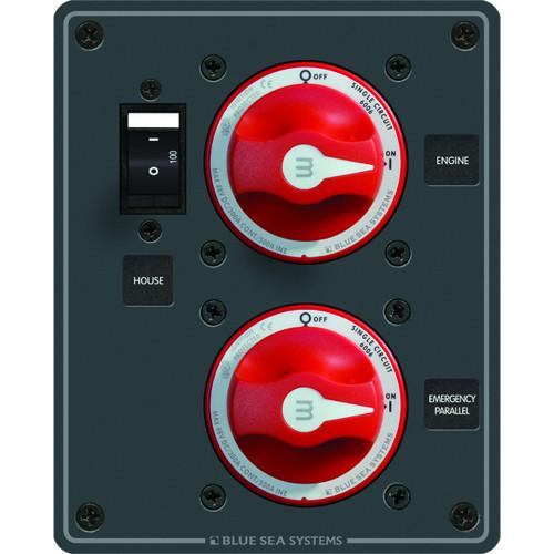 Blue Sea 8080 Single Circuit ON/OFF - Plus Main