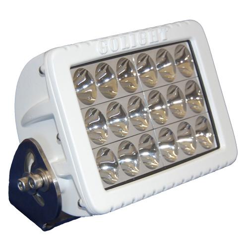 Golight GXL Fixed Mount LED Floodlight - White