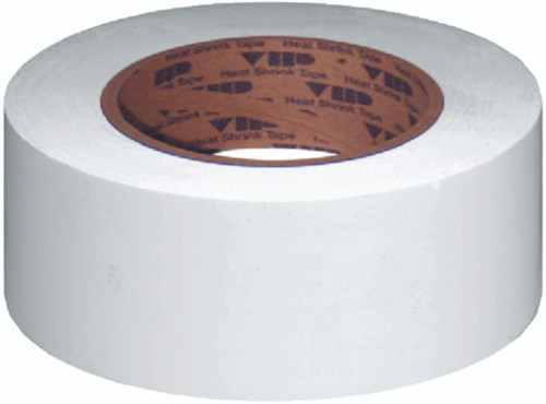 Marine Shrink Wrap Tape - Serrated - 4 Inch x  60 yds - White