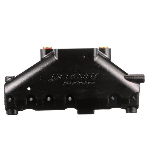 OEM MerCruiser 4.3 V6  Ceramic Coated Exhaust Manifold 99745 99746A17
