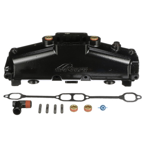 OEM MerCruiser 5.0/5.7/6.2 350 Exhaust Manifold 860246Q11  Replaces 860246A10 860246a15 860246-c