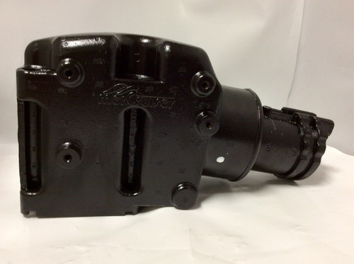 "OEM MerCruiser 4"" E-Coated 7 Degree Riser/Elbow  807988Q03"